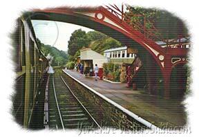 North Yorkshire Moors Railway - Goathland Station